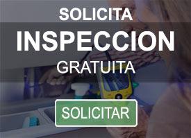 inspeccion plaga