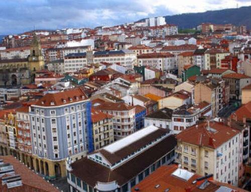 Uso de drones para combatir la plaga de gaviotas en el Gran Bilbao